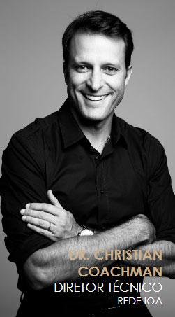 Christian Coachman - Diretor Técnico - Rede IOA