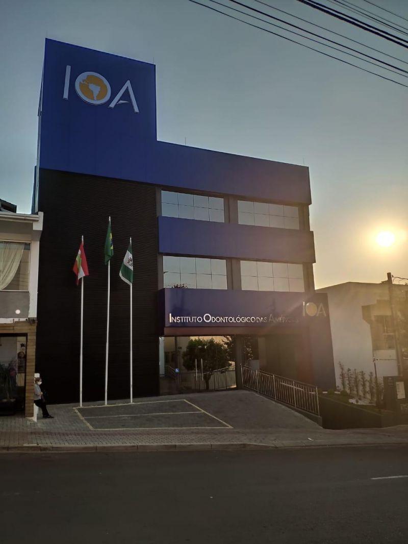 Inauguração do IOA Chapecó (SC) terá palestras gratuitas sobre Odontologia