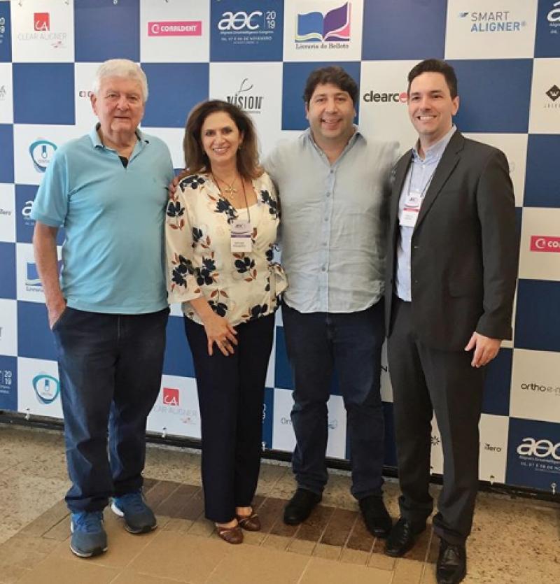 Rede IOA presente no maior congresso de alinhadores ortodônticos do Brasil