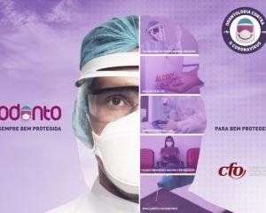 Campanha nacional alerta sobre biossegurança na retomada de atendimentos odontológicos