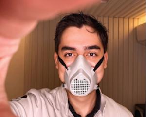 Máscara de proteção 3D: dentistas inovam no enfrentamento à Covid-19 com equipamento biodegradável